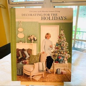 Martha Stewart Decorating for the holidays book